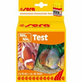 sera Ammonium Ammoniak-Test NH4 NH3