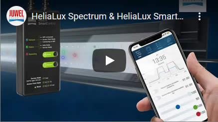 Video HeliaLux Spectrum Juwel