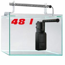 sera Scaper Cube 48 l Starterset