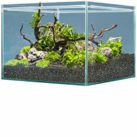 sera Hardscape Shrimp Set - Steine, Wurzeln und Bodengrund für Garnelenaquarien