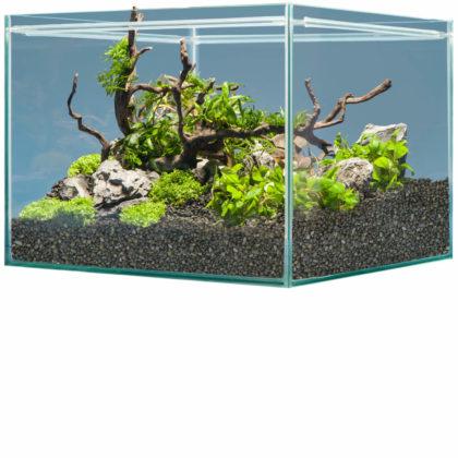sera Hardscape Shrimp Set  48 l – Steine, Wurzeln und Bodengrund für Garnelenaquarien